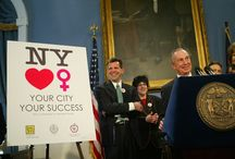 NYC Commission on Women's Issues / Commission on Gender Equity / Commission on the Status of Women / Elizabeth LoNigro's work as Executive Director of Mayor Michael Bloomberg's NYC Commission on Women's Issues 2004-2007