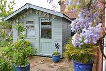 Home Office/ Garden Office / Strike a healthy work-home life balance by working from home. A timber garden building can provide a cost effective alternative to renting expensive office space.