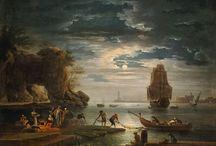 1714 - 1789 VERNET,  Claude Joseph