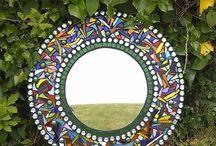 Cool mosaic ideas