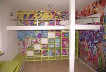 Caster Design Web / Patrové postele pro děti i dospělé. Inspirace moderním designem nábytku.