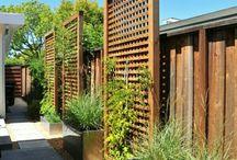 záhradné steny