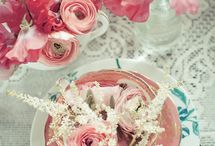 Pinky Peach Weddings / Girly and Pink flowers and wedding stuff