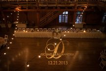 Star Productions DJs lighting ideas for your celebration / Thank you for visiting our Pinterest site for event lighting ideas...there are so many options...too difficult to add them all here...we'd love to give you more ideas and help create a room lighting plan that will fit your event color scheme...from romantic to super fun...we are here to help!