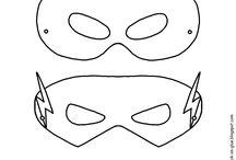 Superheld maskers