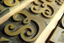 Letterpress & Typography