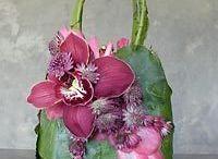 floral handbags