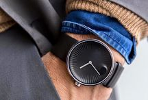Tasteful And Simple Men Watches