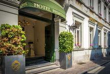 Hotel Heritage / Bruges, Belgium http://charmhotelsweb.com/en/hotel/BE009
