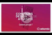 Vidéos Concours Atlantic Design 2016