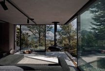 mountain architecture