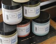 Home ~ Chalk paint
