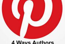 Pinterest Author Info
