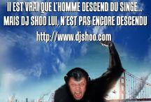 DJ SHOO - PLANÈTE DES SINGES / DJ SHOO - PLANÈTE DES SINGES www.djshoo.com