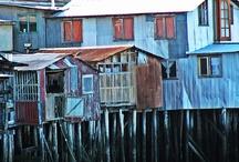 Lugares / Lugares lindos y estoy segura que aparecerán muchas fotos de la Isla preciooooooosa de Chiloé !