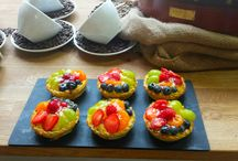Harvest Cafe / Enjoy some sweet treats from our bespoke Cafe
