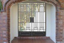148 Victoria Security Door