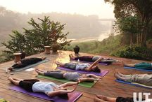 Yoga In South America