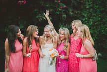 My bridesmaids / by Holly Stevens