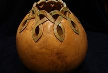 Art - Gourds / by Kay Hough