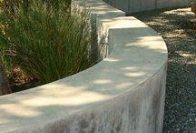 Gjuta mur