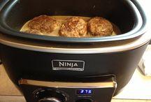 Ninja Multi Cooker Recipes / by Sharon Freitag