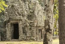 Buddhist sites in Cambodia
