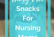 Dairy free breastfeeding