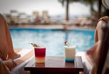 A Day at Costa Sur / Enjoy a relaxing day at our pool with a drink in your hand.