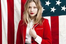 Be My AMERICAN GIRL / An American girl's classic & modern style. / by Plume and Thread