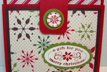 Gift Card Holders / by Donna Neer