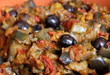 Zaalouk di melanzane / Ricetta marocchina