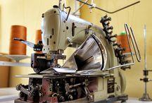 Union special machine for denim