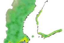 Sverige och landskap