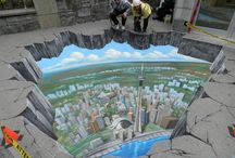 Chalk art / by Daniel Allende