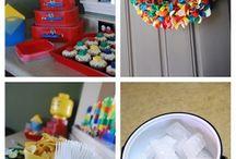 День рождения Лего
