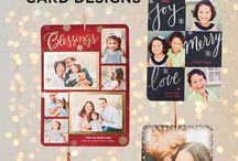 Christmas card and wrapping ideas