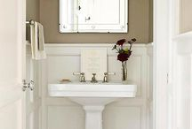 Powder Rooms