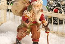Old World Santas / by Sheila Wilcox