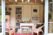 Summer House Decor / Beautiful ideas to decorate your summer house