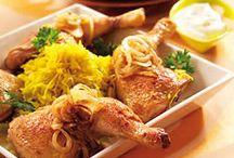 Kippenbouten / Het stukje vlees wat je lekker met je handen mag eten