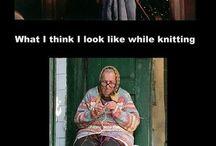 knitting / by da dag
