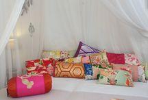Interiors - Obi pillow/Cushions