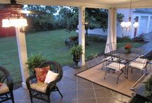 Outdoor Spaces / by Paulette Farley