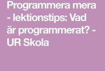 Coding - Programmering