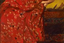 Breitner: Girl in Kimono / For the first time ever, the Rijksmuseum is bringing together all the versions of Girl in a Kimono by George Hendrik Breitner.   Breitner: Girl in Kimono. 20 February to 22 May 2016 at Rijksmuseum.