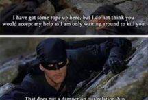 Movie humour
