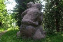 Парки Лахти Финляндия