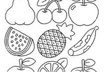 Meyve sebze kalıp