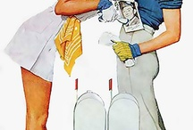 ñ, rockwell and his art